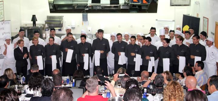 Cocineros del CDT