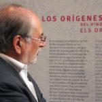 El presidente de la DOP, Antonio Navarro