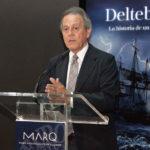 Miquel Molins, el presidente de la Fundación Banco Sabadell