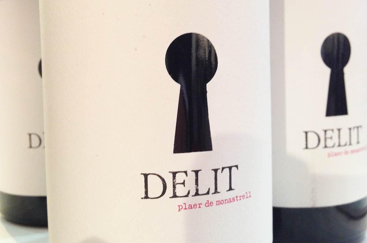 """""""Delit"""", placer de monastrell"""