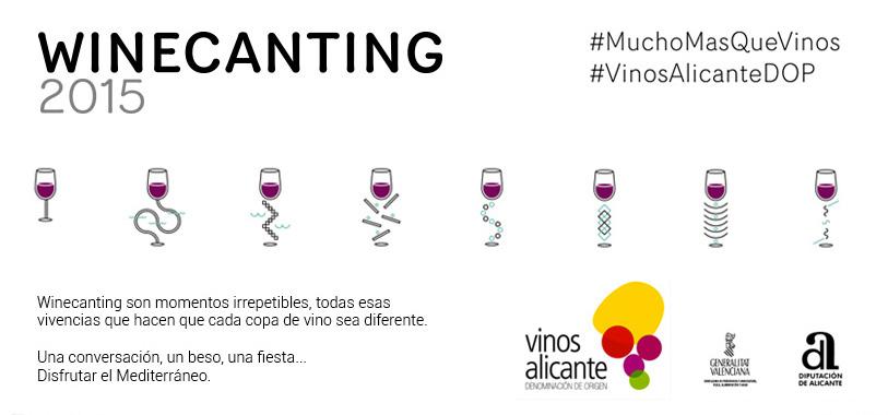 Restaurantes Winecanting 2015