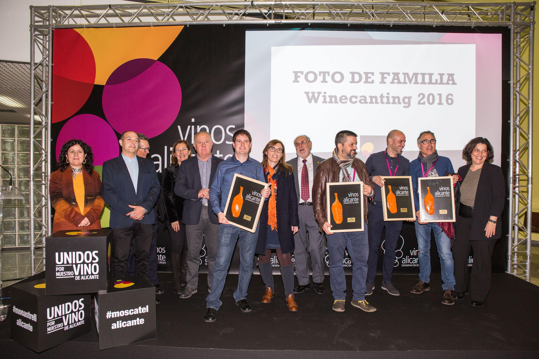 winecanting 2016 alfonso mira