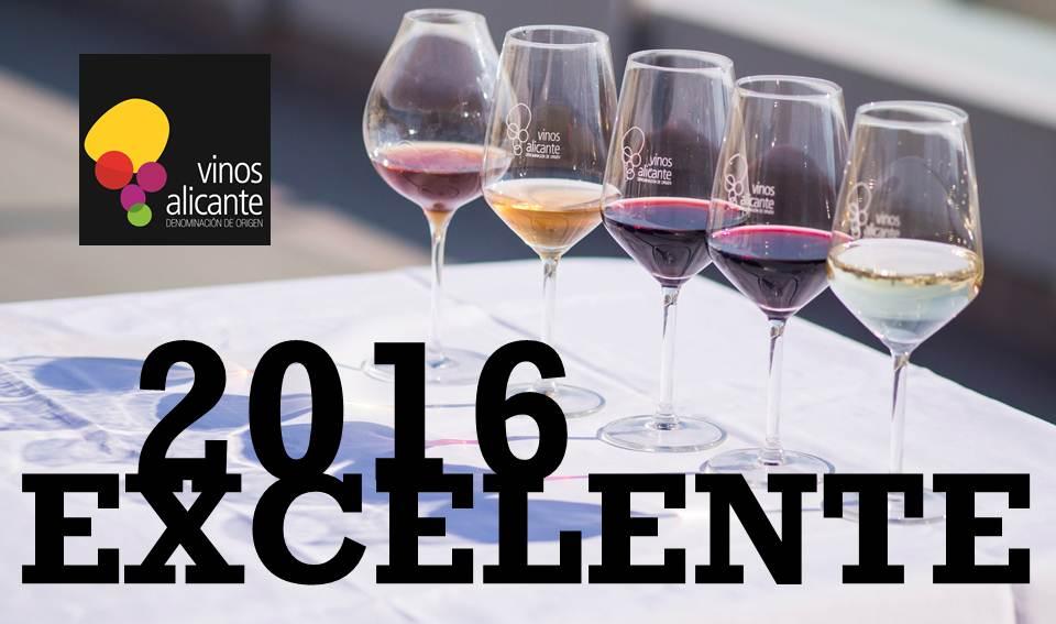 añada 2016 vinos alicante