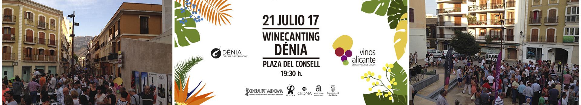 winecanting denia