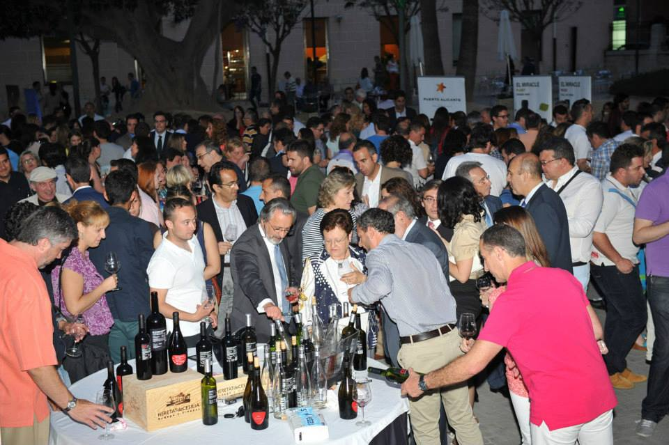 Winecanting vinos Alicante