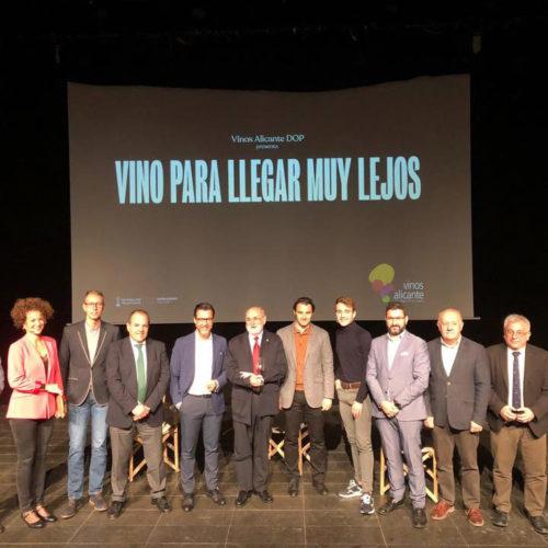 Presentación nueva campaña de Vinos Alicante DOP con Quique Dacosta