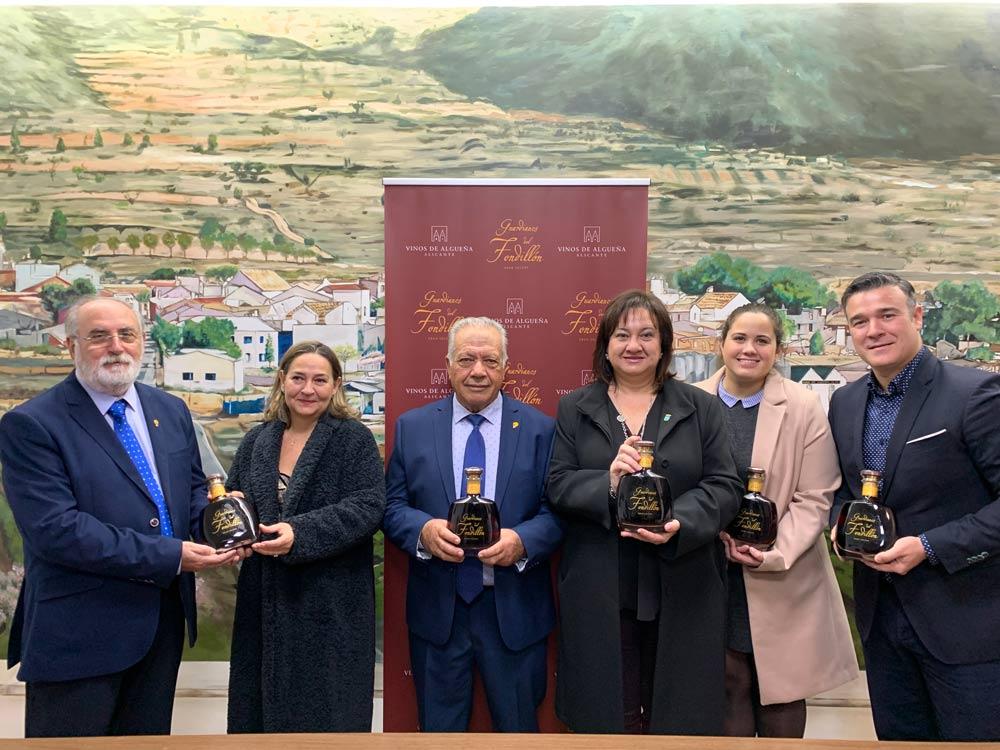 guardianes del fondillón - Vinos Alicante DOP
